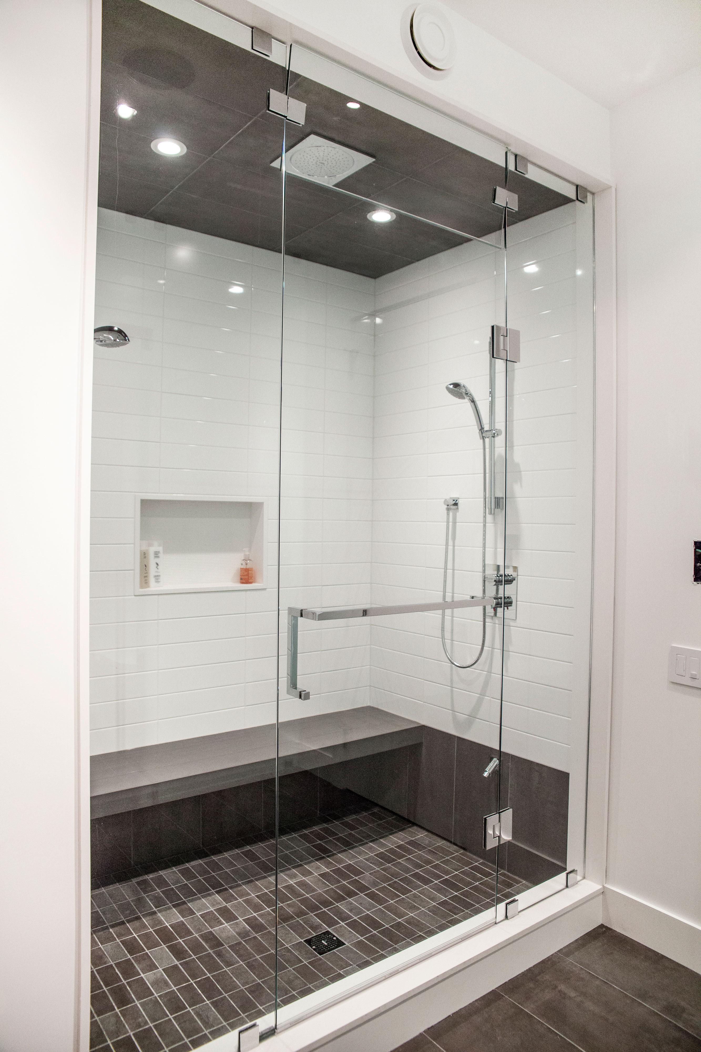 Sierra Glass – Frameless Glass Shower Enclosures