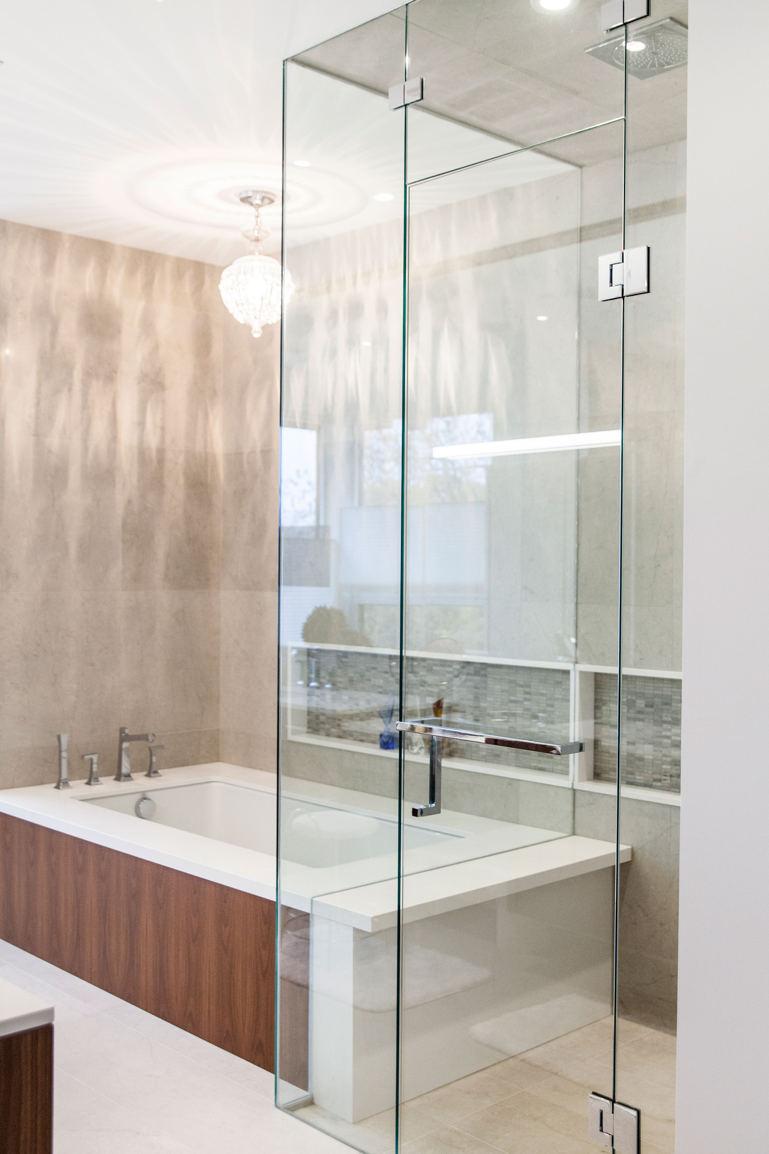 Sierra Glass Frameless Glass Shower Enclosures Interiors Inside Ideas Interiors design about Everything [magnanprojects.com]
